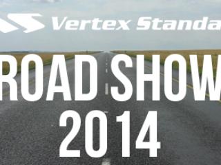 Earl & Brown Announces Vertex Standard Roadshow Dates