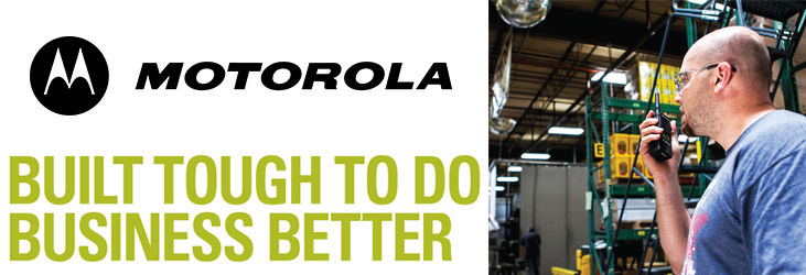 Earl & Brown Trusted Partner of Motorola Solutions for over a decade.